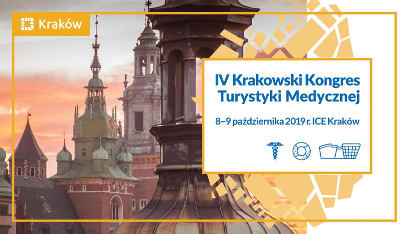 8-9.X.2019  – IV Krakowski Kongres Turystyki Medycznej