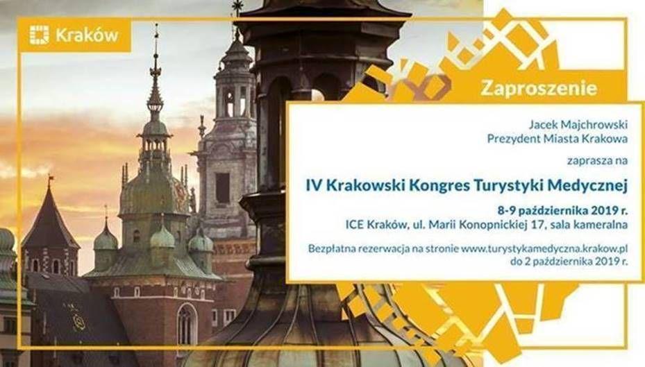 Program Krakowskiego Kongresu Turystyki Medycznej