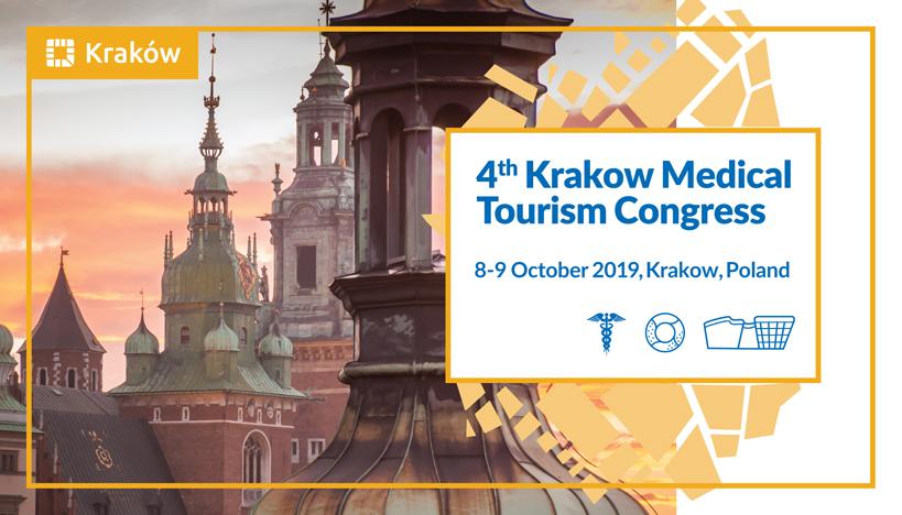 Read more about the article 8-9.X.2019  – IV Krakowski Kongres Turystyki Medycznej